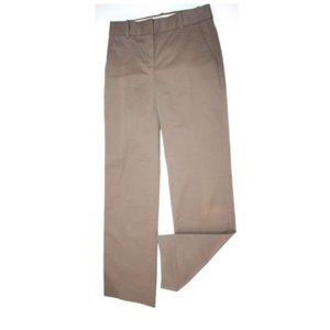 J.CREW TAUPE TROUSERS SIZE 00